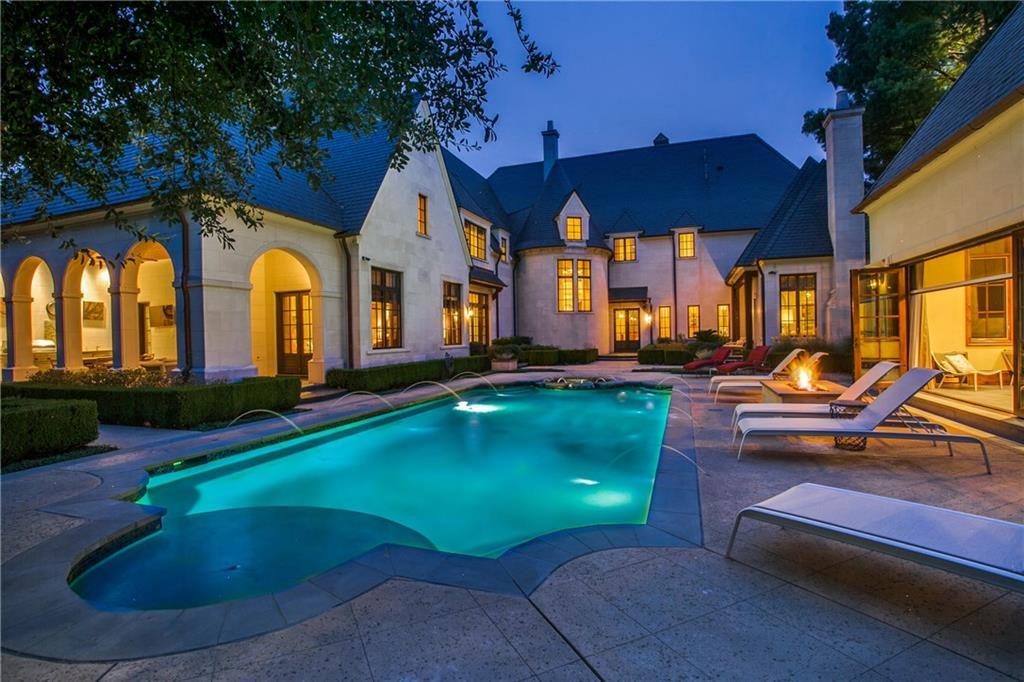 Preston Hollow Neighborhood Home For Sale