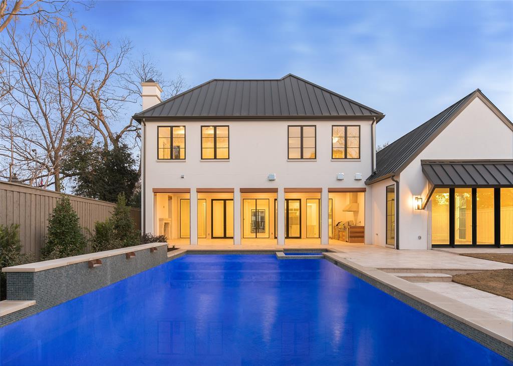 Dallas Neighborhood Home For Sale - $3,495,000
