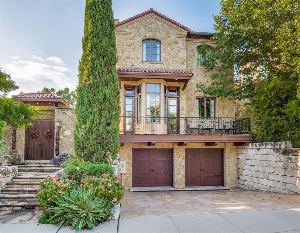 Dallas Neighborhood Home For Sale - $4,900,000
