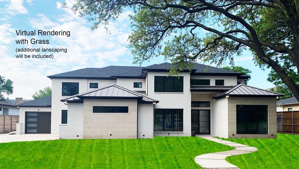 Dallas Neighborhood Home For Sale - $1,899,900