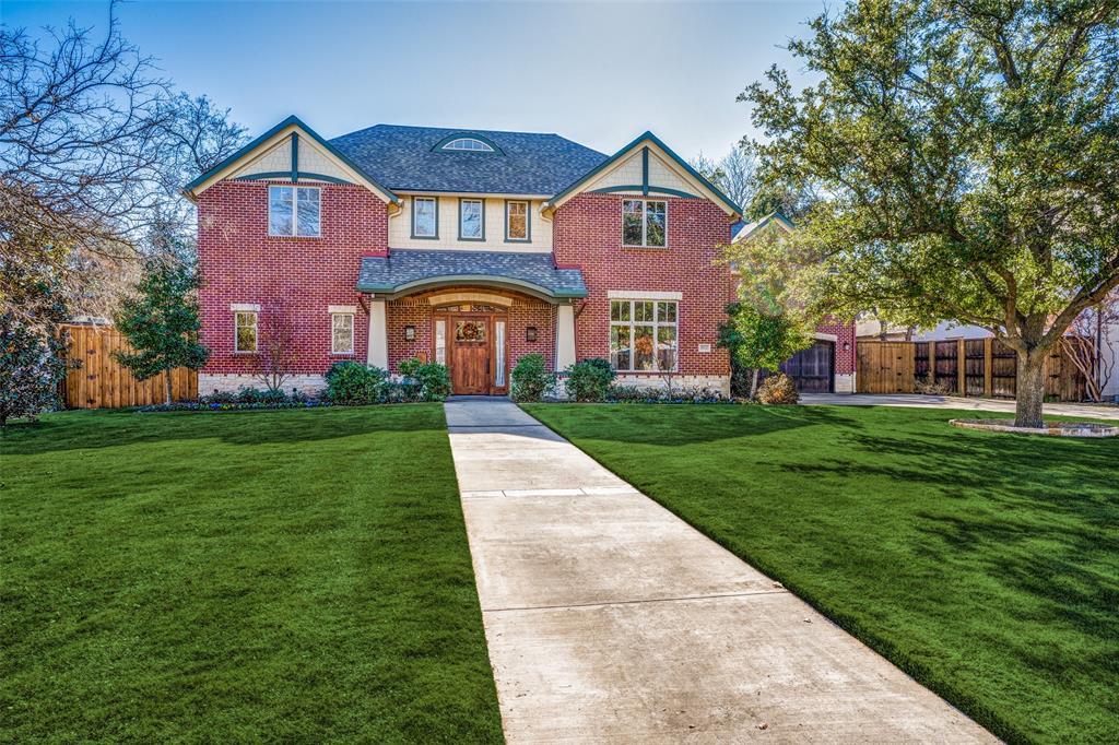 Dallas Neighborhood Home For Sale - $1,395,000