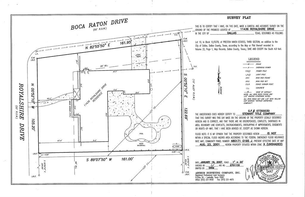 Dallas Land For Sale - $825,000