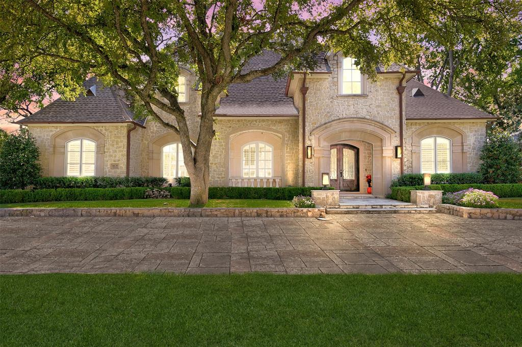 Preston Hollow Neighborhood Home For Sale