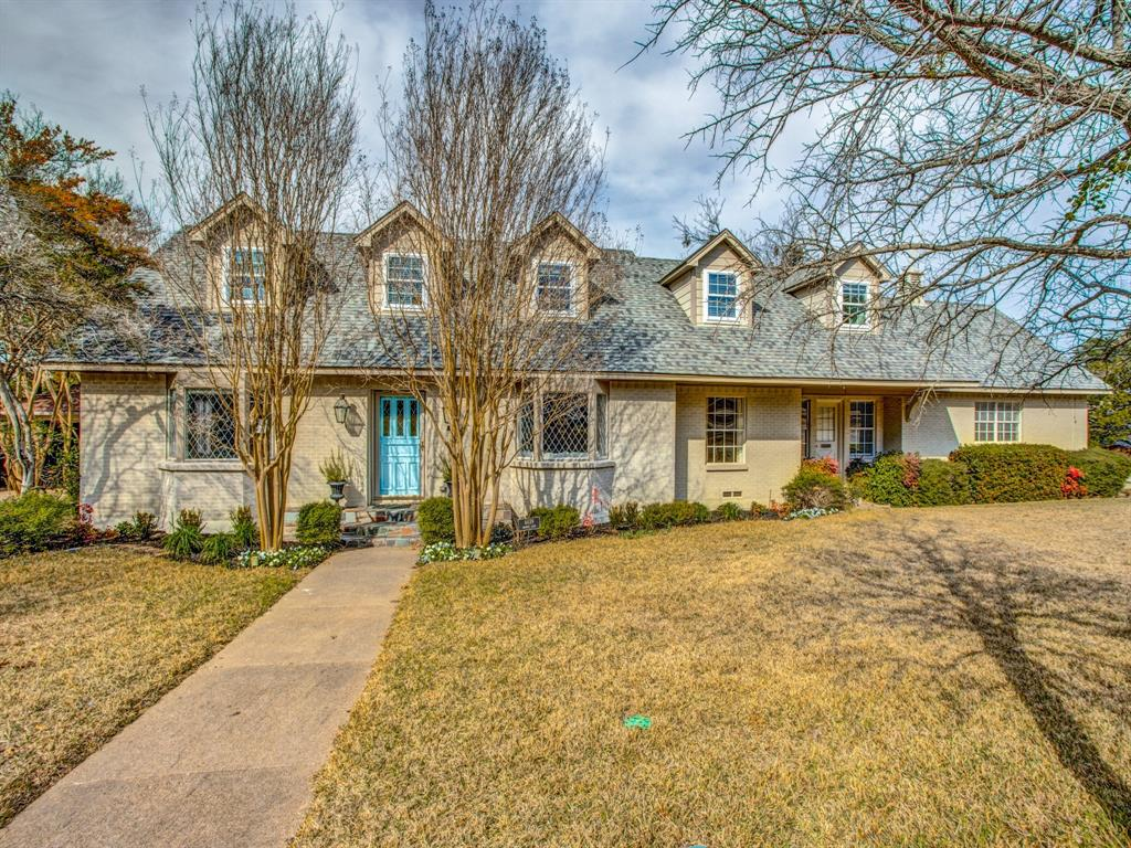 Dallas Neighborhood Home - Under Contract with Kickout Option - $1,115,000