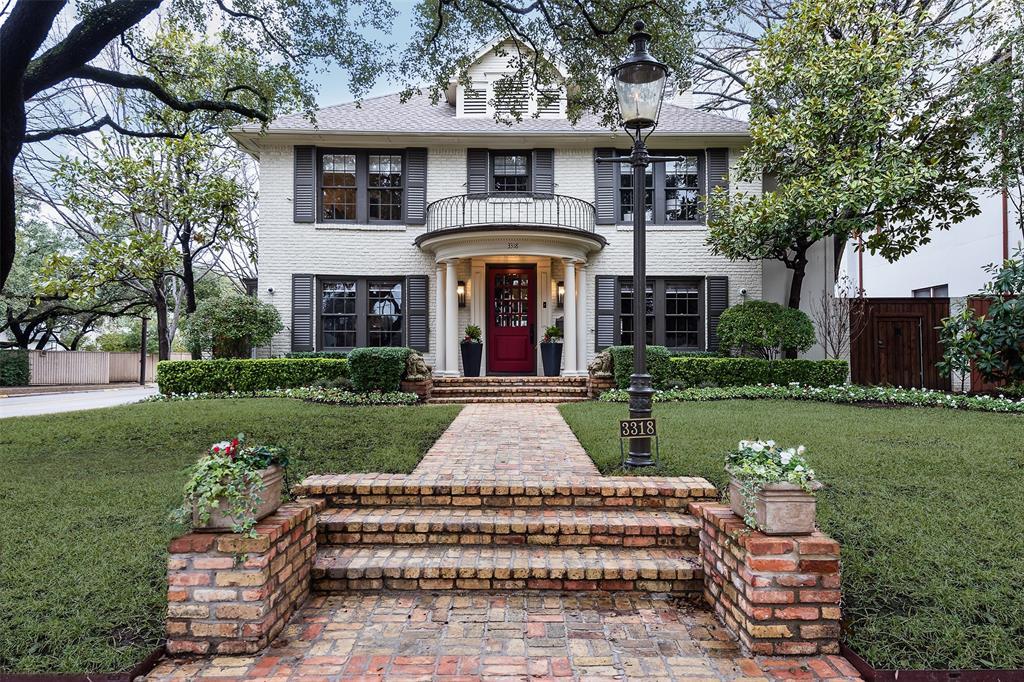 Park Cities Neighborhood Home For Sale