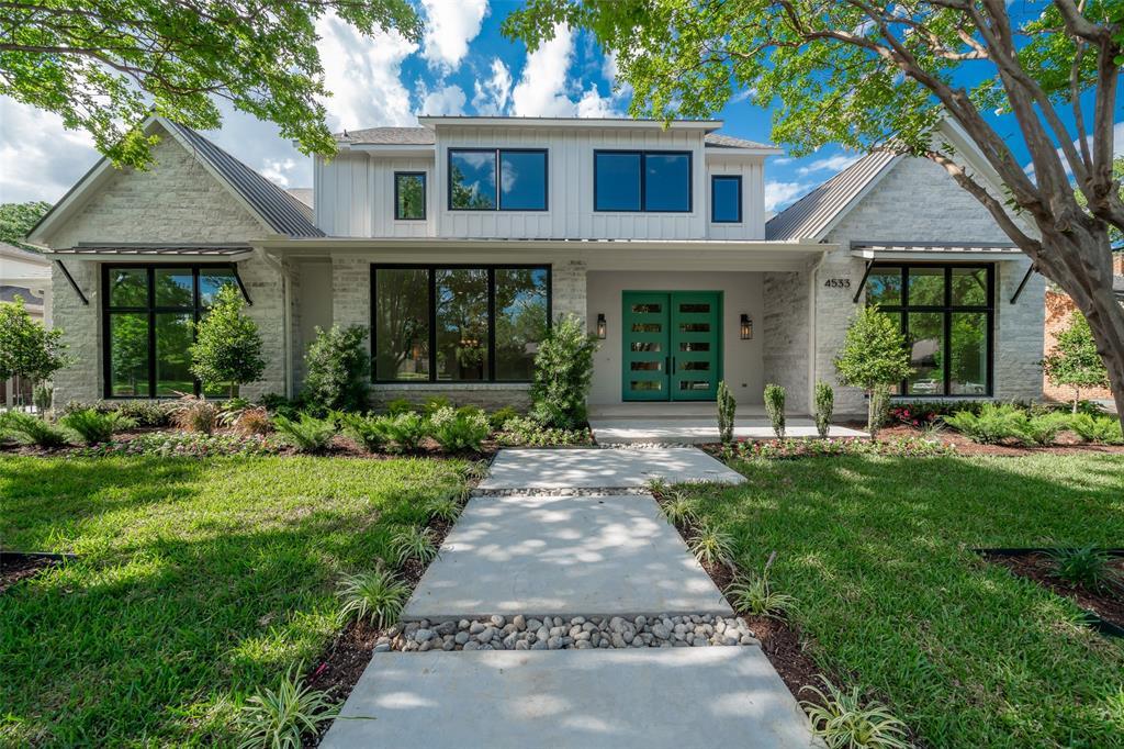Dallas Neighborhood Home For Sale - $2,400,000