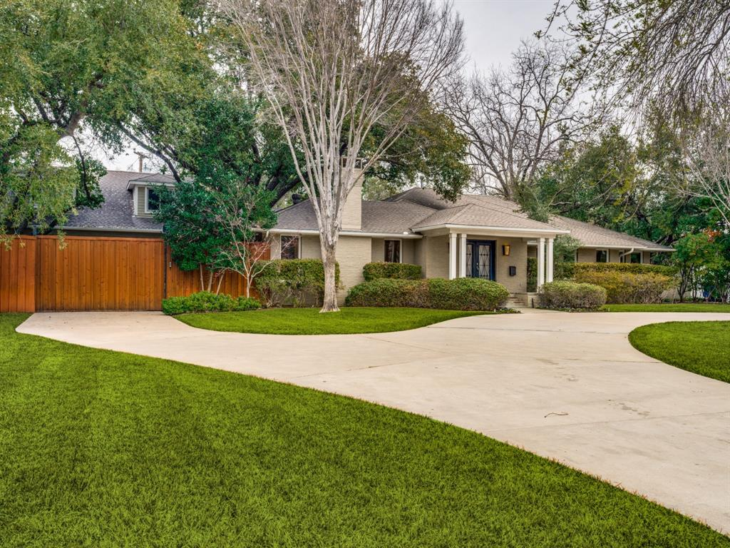 Dallas Neighborhood Home - Under Contract with Kickout Option - $1,150,000
