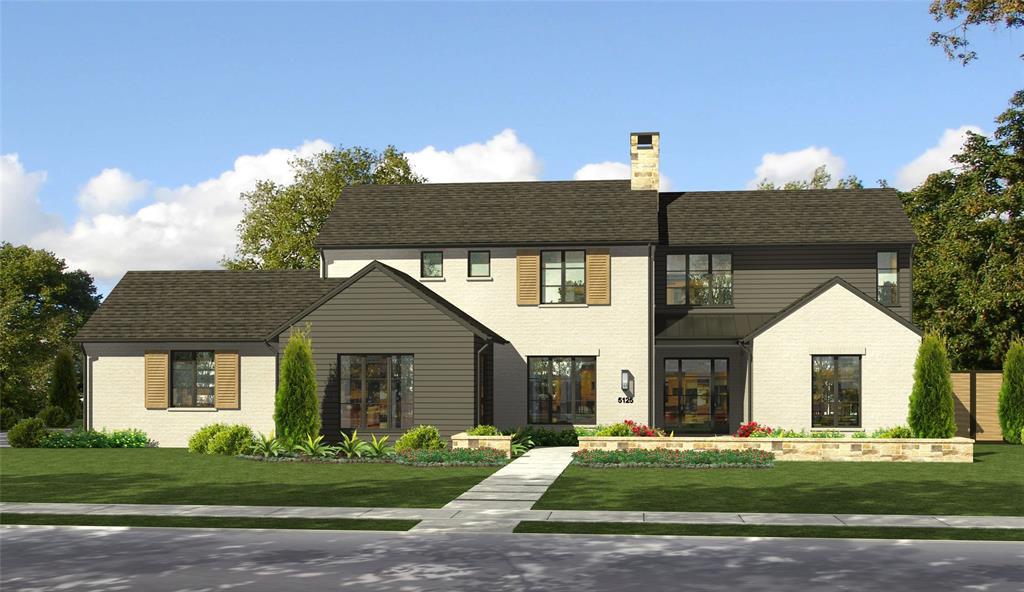 Dallas Neighborhood Home For Sale - $2,100,000