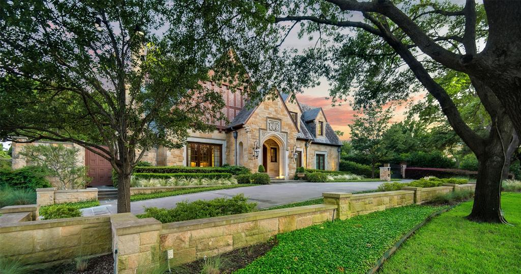 Dallas Neighborhood Home For Sale - $3,500,000