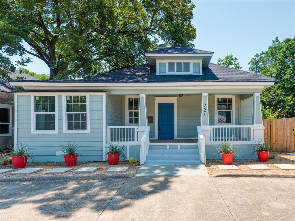 Dallas Neighborhood Home For Sale - $384,000