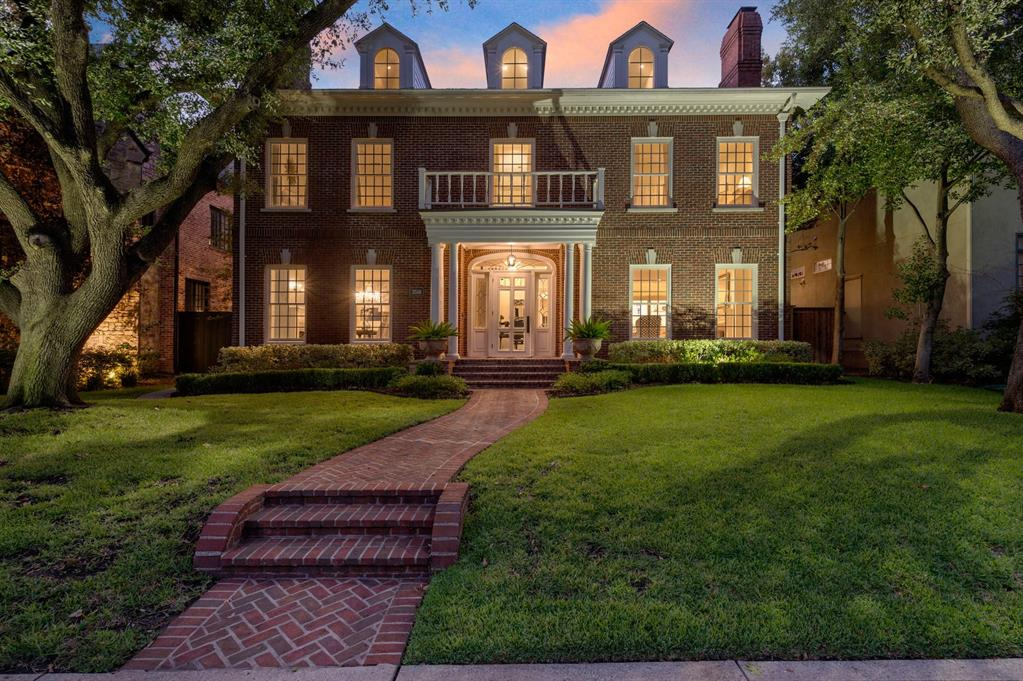Highland Park Neighborhood Home - Pending - $3,699,000