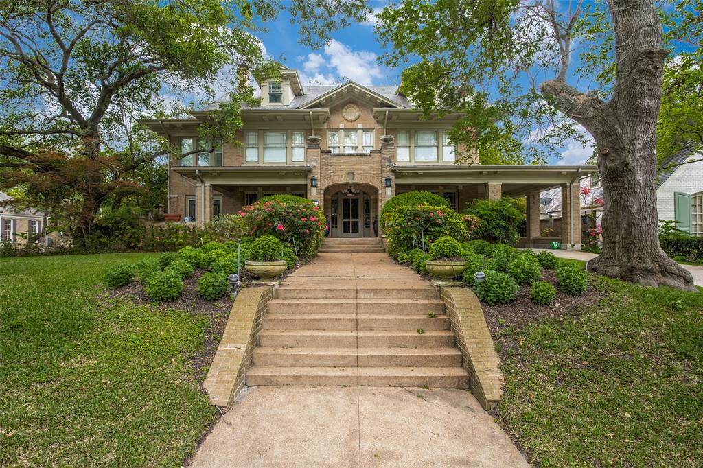 Highland Park Neighborhood Home For Sale - $5,595,000