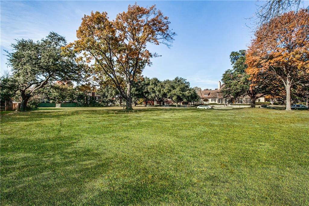 Highland Park Land For Sale